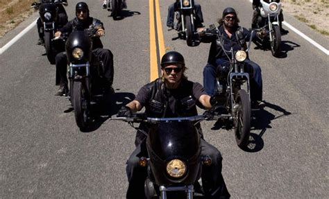 Harley To Make Son's Of Anarchy Limited Edition Bikes
