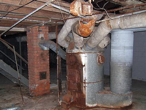 octopus furnace asbestos ducts flickr photo sharing