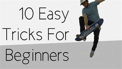 Skateboard Tricks Skate Easy Beginner