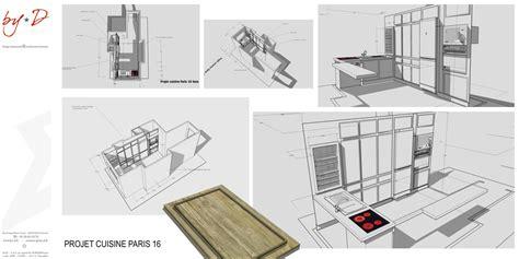 sketchup cuisine by d design événementiel et architecture d intérieur