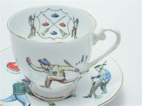 Royal Grafton Curling Sports Tea Cup And Saucer By Coffee Filter Online Usa Press Aerobie Bar Sf Pakistan Buffet Not Draining Tweezers