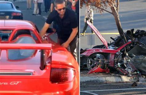 Paul Walker car crash: Former racing driver Roger Rodas ...