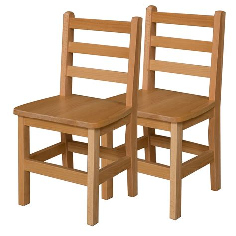 wooden classroom preschool daycare chairs 512 | ladderback chair
