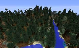 Minecraft Mega Taiga Biome