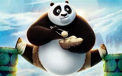 Animation Panda Fu Kung Launching Dreamworks Probe