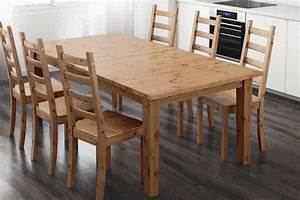 Table 12 Personnes Ikea : how to buy a dining or kitchen table and ones we like for under 1 000 reviews by wirecutter ~ Nature-et-papiers.com Idées de Décoration