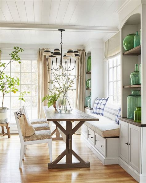 kitchen banquettes  charming practical addition