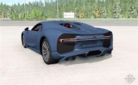 Tested in game version 0.15.0.6.7990. Bugatti Chiron Sport 110 ans Bugatti 2019 для BeamNG Drive