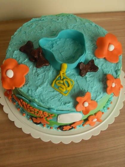 scooby doo party fun cake recipe  kids