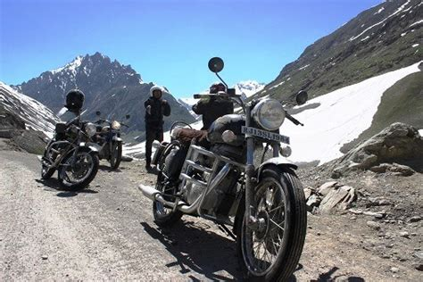 The Great Himalayan Motorcycle Ride