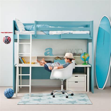kids loft bed with desk kids loft bed with desk drawers asoral cuckooland