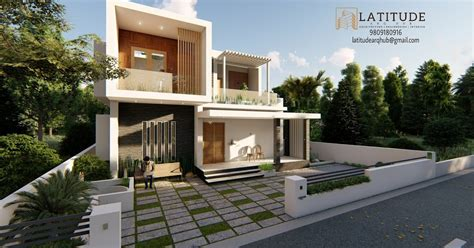 bedroom  story house plans kerala style