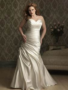 Wedding dresses plus size designer 2017 weddingdressesorg for Plus size couture wedding dresses
