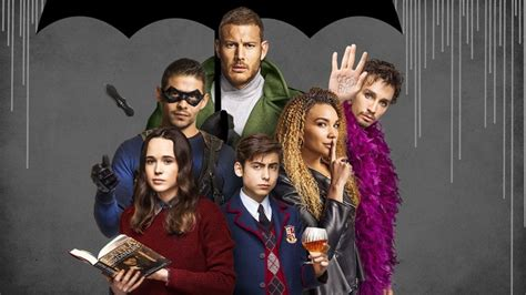 Trailer Drops for Season 2 of The Umbrella Academy ...