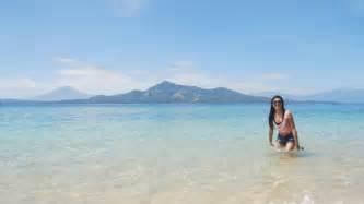 pulau siladen sulawesi utara keindahan tempat  layak