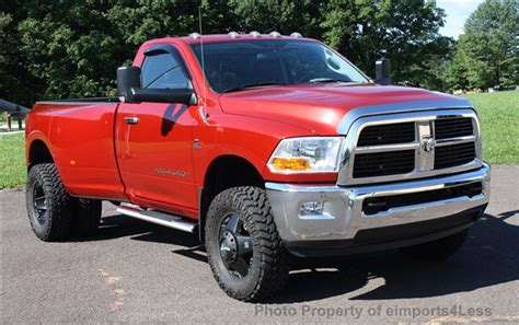 2010 Used Dodge Ram 3500 POWER WAGON DUALLY CUMMINS TURBO