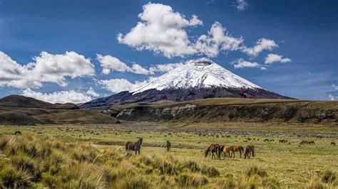 cotopaxi national park visit    highest active volcanoes