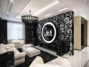 Black And White Wallpaper Ideas
