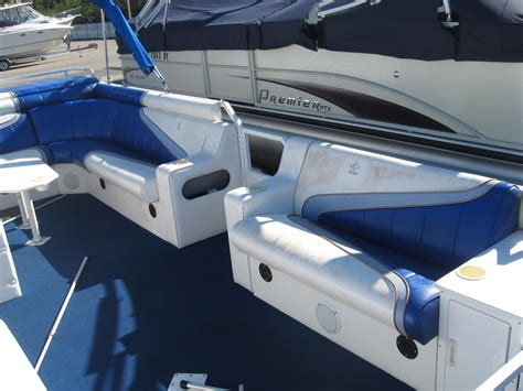 Tritoon Boats For Sale Used by 1996 Used Jc Pontoon Tritoon 226 Pontoon Boat For Sale