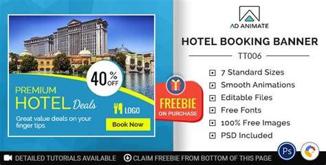 travel hotel booking banner tt banner
