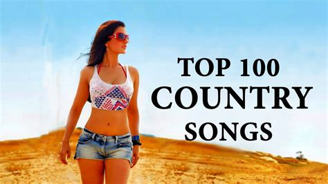 Top 100 Country Songs Of 2018