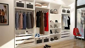 Begehbarer Kleiderschrank Weiß : begehbarer kleiderschrank ideen so geht 39 s ~ Orissabook.com Haus und Dekorationen