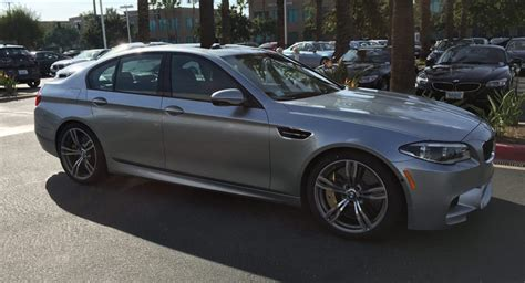 Californian Customer Gets Bmw M5 With $10,824 Individual