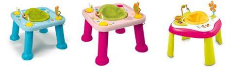 table activité bébé avec siege tables d 39 éveil et d 39 activité modèles avec siège