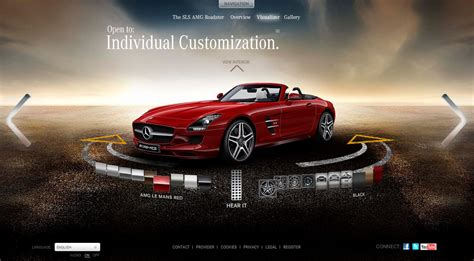Car Configurator Mercedes