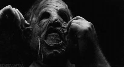 Creepy Horror Gifs Scary Halloween Demonio Animated