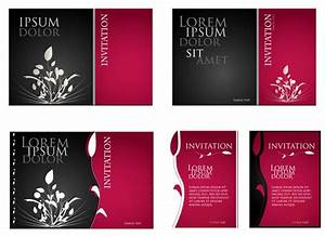 Wedding Invitation Template Vector Graphic | Free Vector ...