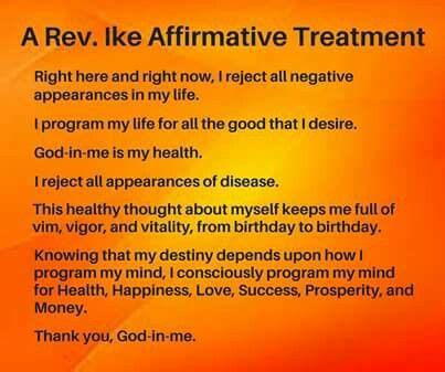 rev ike science  living rev ike mind power quotes