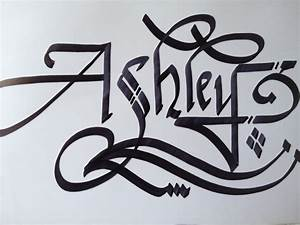 Graffiti Name Ashley | www.imgkid.com - The Image Kid Has It!