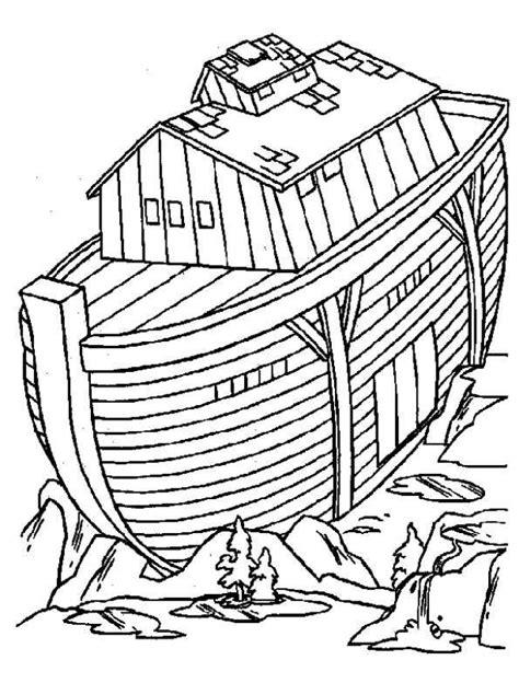 Kleurplaat Regenboog Ark Noach by Kleurplaten Categorie Noach Www Gelovenisleuk Nl