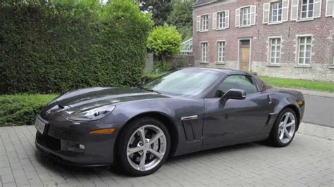 2011 Corvette Grand Sport Test Drive