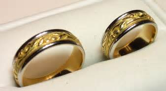 matching wedding bands for him and conned of wedding bands worth 2000 st lucia news