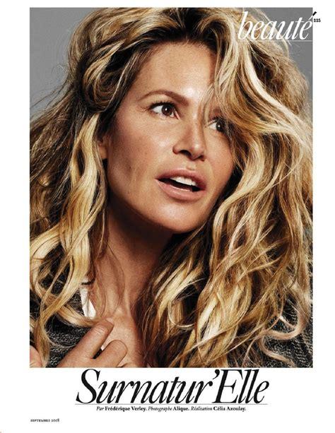 Elle Macpherson Vogue Magazine France September