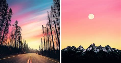 interview colorful landscape photography  ty newcomb