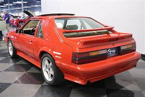 This Low Mile 1985 Ford Mustang GT Has A V-8 With SVO Style