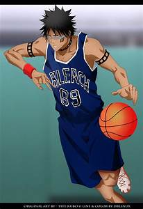 Hisagi Shuuhei Basketball by DrLinuX on DeviantArt