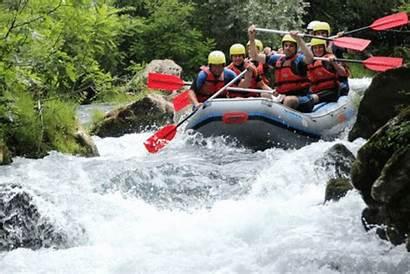 Rafting River Croatia Cetina Omiš Things Travel