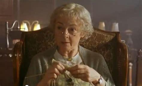 Do You Knit Like Miss Marple?