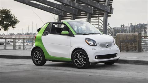 Electric Car Reviews by 2018 Smart Fortwo Electric Drive Cabriolet Review