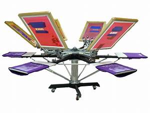China Manual T-Shirt Screen Printing Machine (M-606 ...