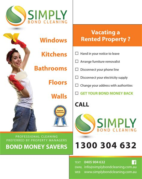 simply bond cleaning web design redcliffe web design