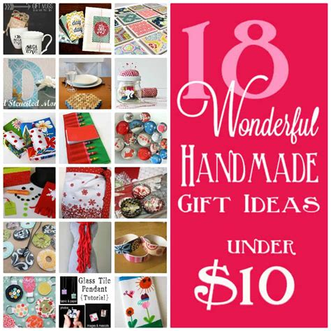 top 10 christmas gifts this year 18 handmade gifts 10 skip to my lou