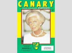 Women Featured On British Football Programme Covers From The 1960s, 70s And 80s Flashbak