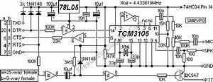 Modem  U2013 Circuit Wiring Diagrams