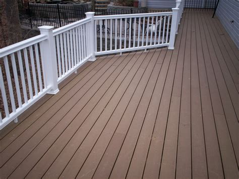 Decking Materials Best Composite Decking Material 2011