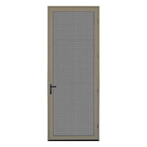 odl 36 in x 97 in brisa bronze retractable screen